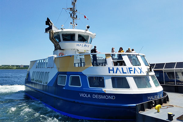 Halifax Harbour Ferry Viola Desmond